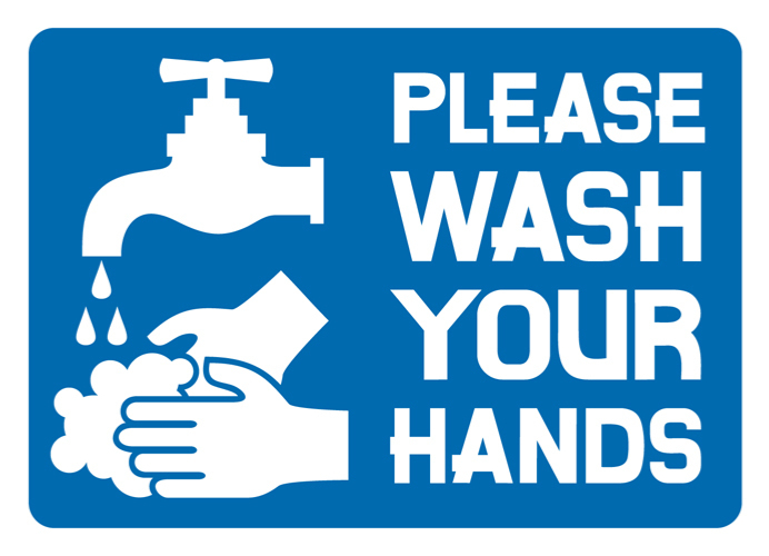 Don't Panic, Wash Your Hands