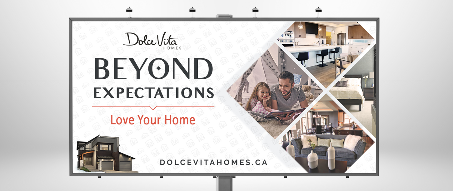 Billboards | Dolce Vita Homes