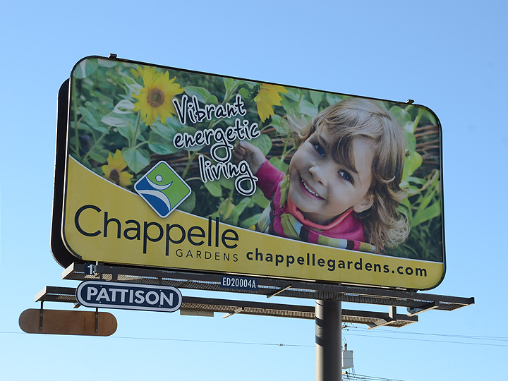 Billboards | Chappelle Gardens