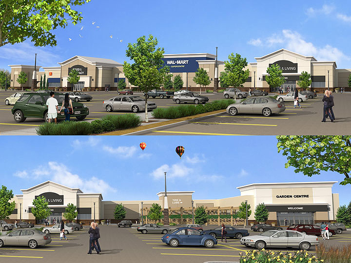 Exterior Renderings Project
