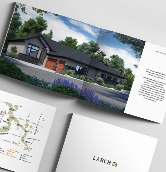 Larch 12 Brochure | Landmark Homes