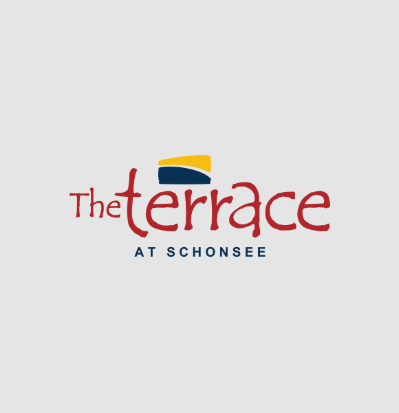 Logo Design | The Terrace at Schonsee
