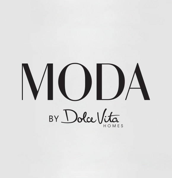Logo Design | Moda By Dolce Vita Homes