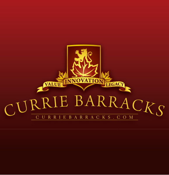 Logo Design | Currie Barracks