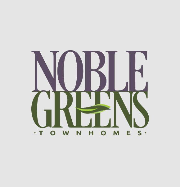 Logos | Noble Greens Townhomes