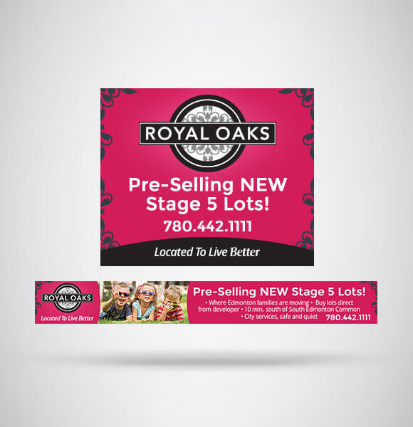 Online Campaigns | Royal Oaks
