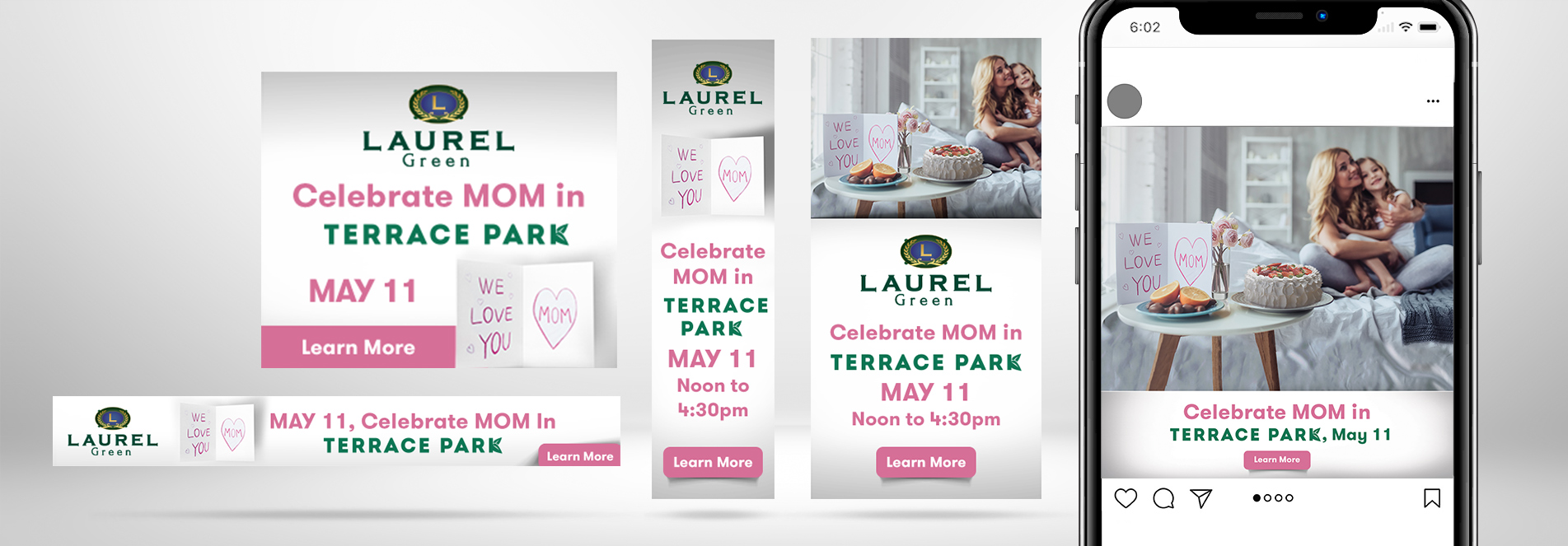 Online Campaigns | Laurel Green