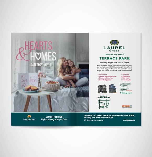 Print Ads | Laurel Green