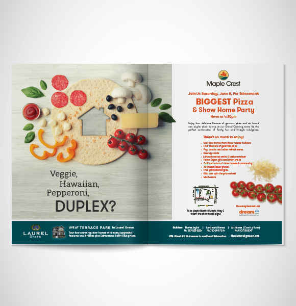 Print Ads | Maple Crest