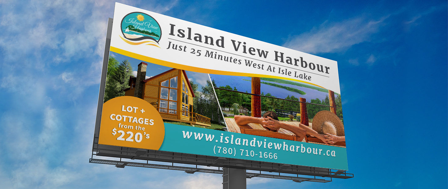 Billboards | Island View Harbour